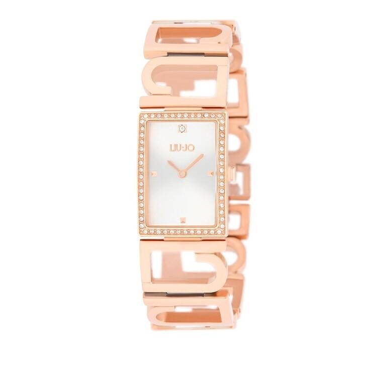 Uhr, LIU JO, TLJ1819 Alma Quartz Watch Rosegold