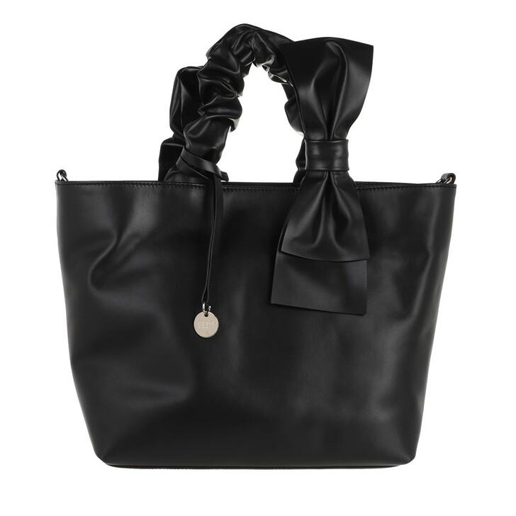 Handtasche, Red Valentino, Tote Black