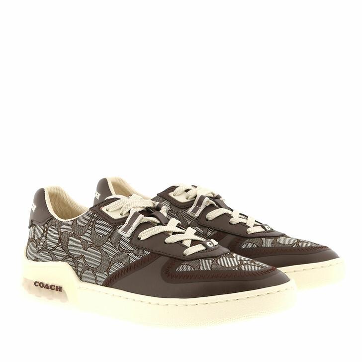 shoes, Coach, Citysole Court Sig Oak