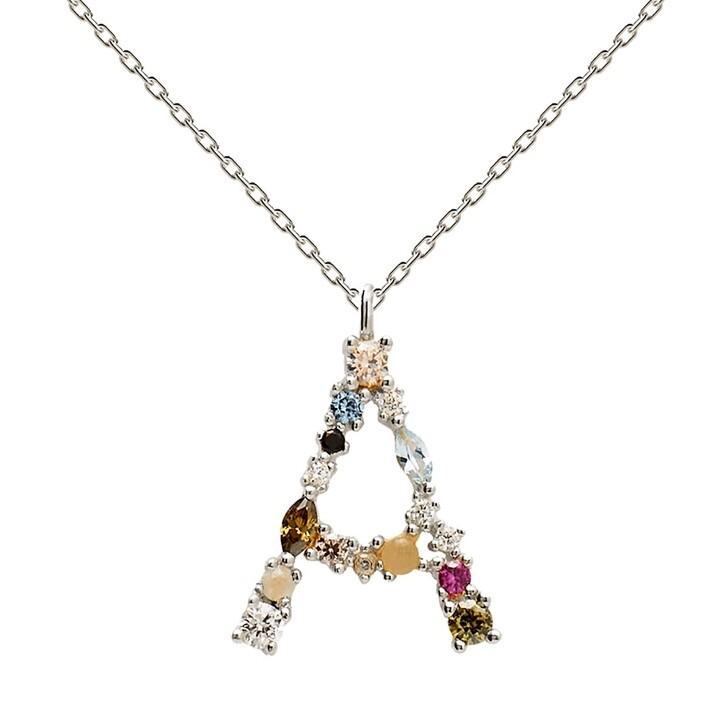 necklaces, PDPAOLA, A Necklace Silver