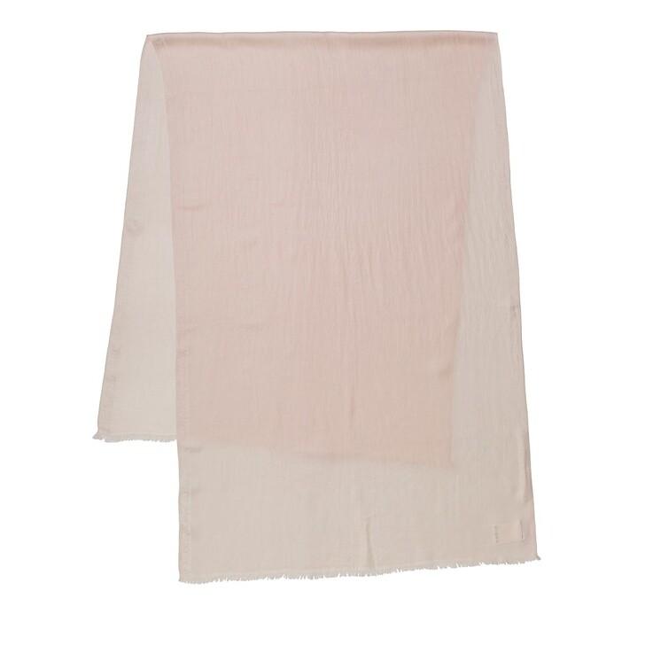 Schal, Max Mara, Upupa Stola Scarf Pink