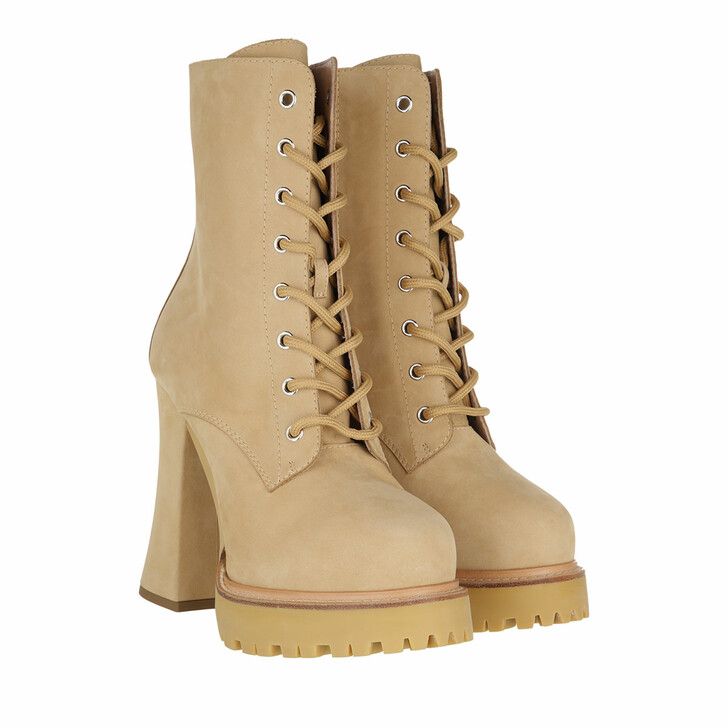 shoes, Moschino, Sca.Nod.Va Mf63/125 Nabuk Taupe