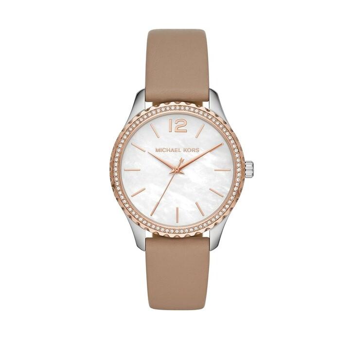 Uhr, Michael Kors, Layton Watch Brown