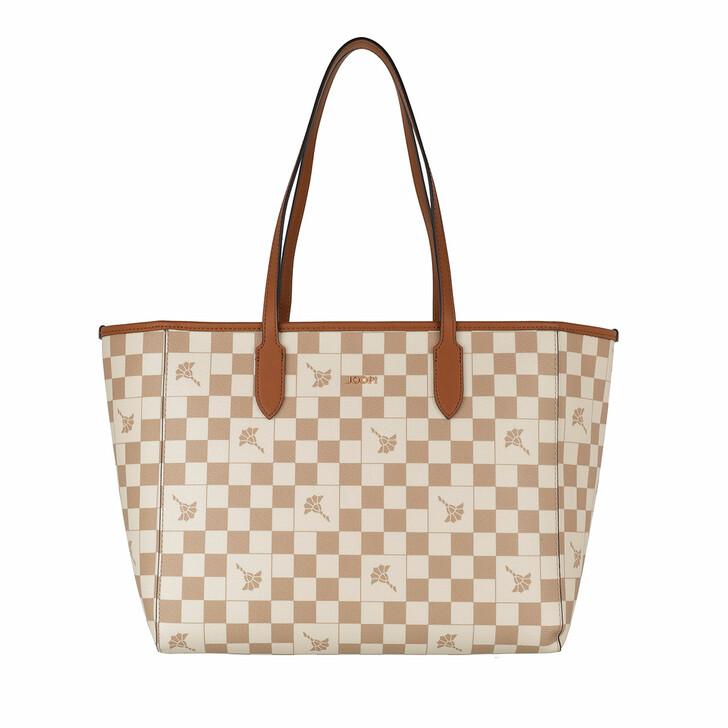 Handtasche, JOOP!, Cortina Piazza Carmen Shopper nude