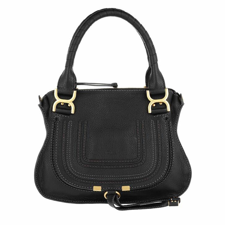 Handtasche, Chloé, Marcie Crossbody Bag Black