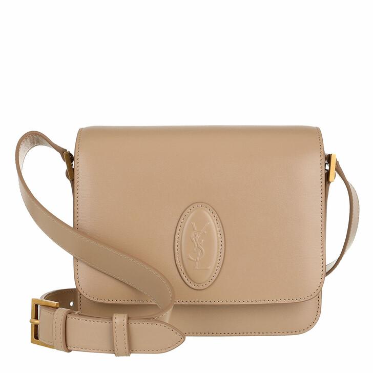 bags, Saint Laurent, Le 61 Shoulder Bag Taupe