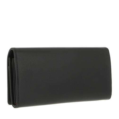 Love Moschino Clutches & Sacs de Soirée, Portafogli Pu en black - pour dames