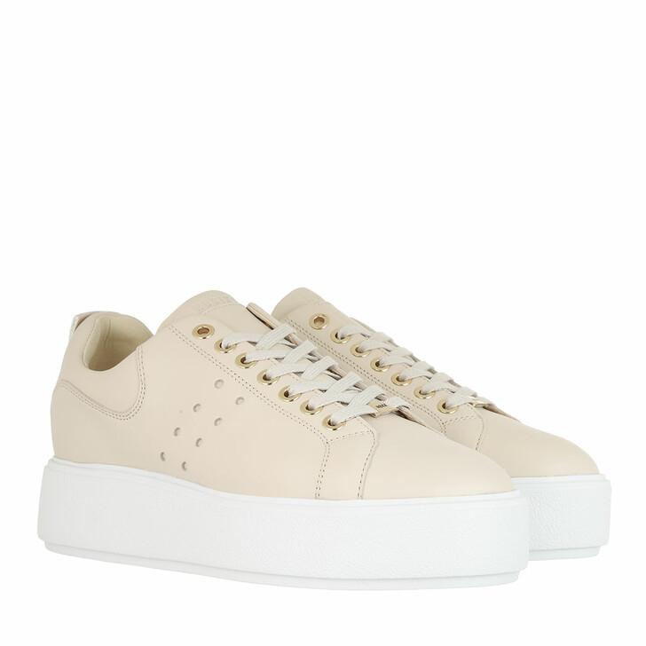 Schuh, Nubikk, Elise Marlow Sneaker Leather Beige