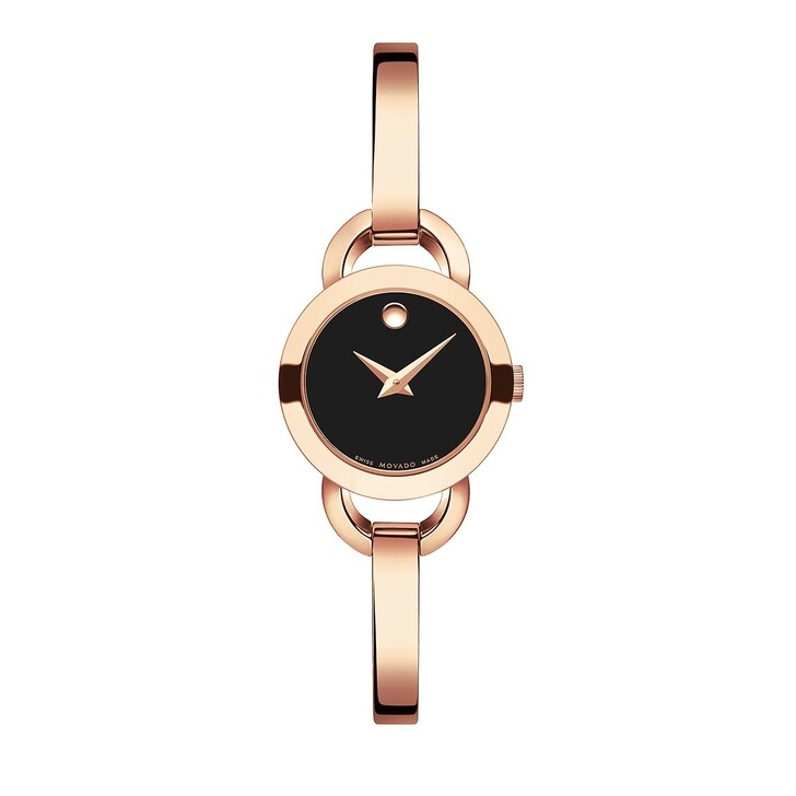 Uhr, Movado, Rondiro Watch Rose Gold