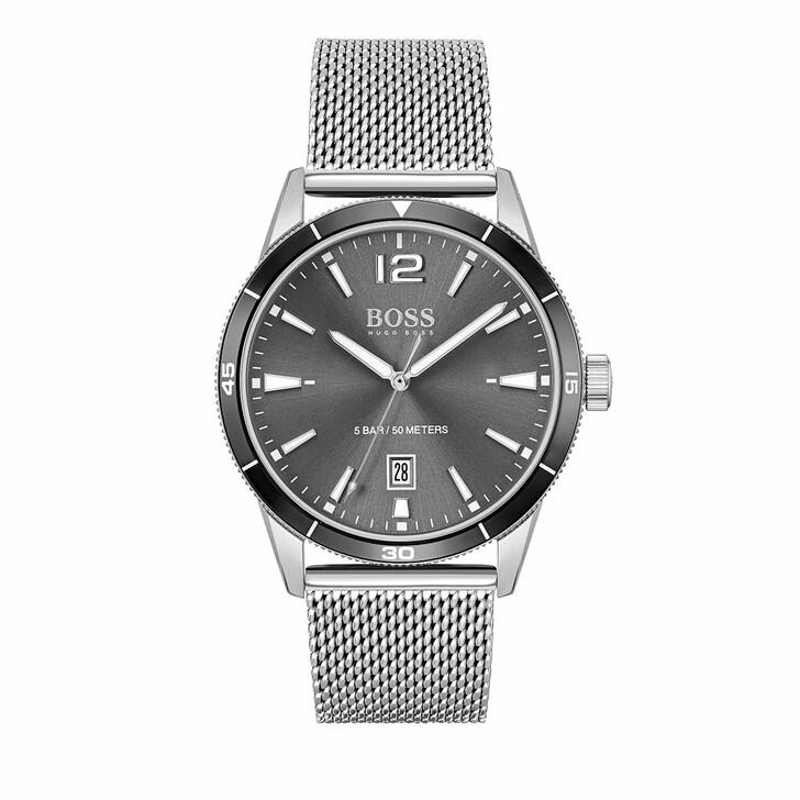 watches, Boss, Watch Drifter Silver
