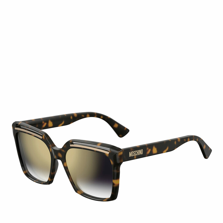Sonnenbrille, Moschino, MOS035/S Dark Havana