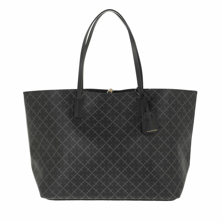 bags, By Malene Birger, Abigail Medium Pvc Handbag  Charcoal