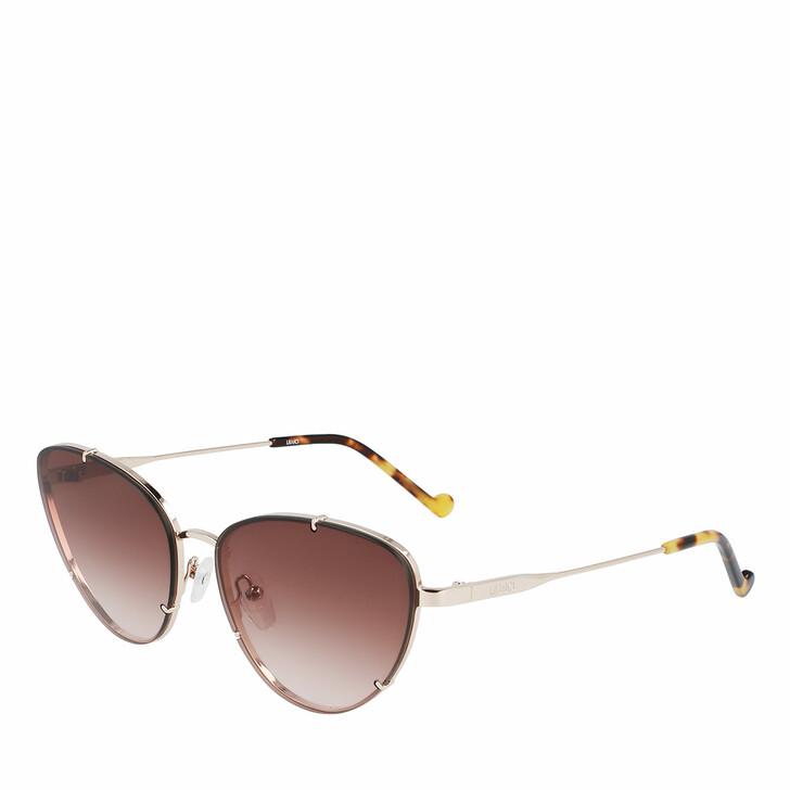 Sonnenbrille, LIU JO, LJ140S Golden Amber