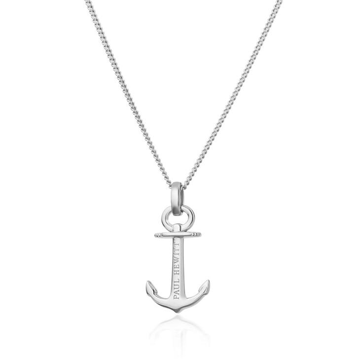 Kette, PAUL HEWITT, Necklace Anchor Spirit Silver