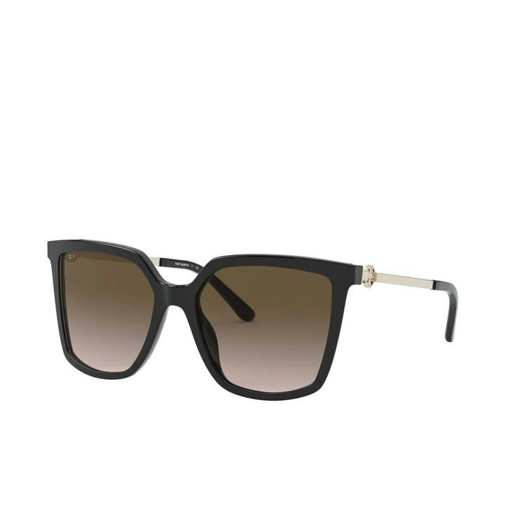 Sonnenbrille, Tory Burch, Woman Sunglasses Acetate Black