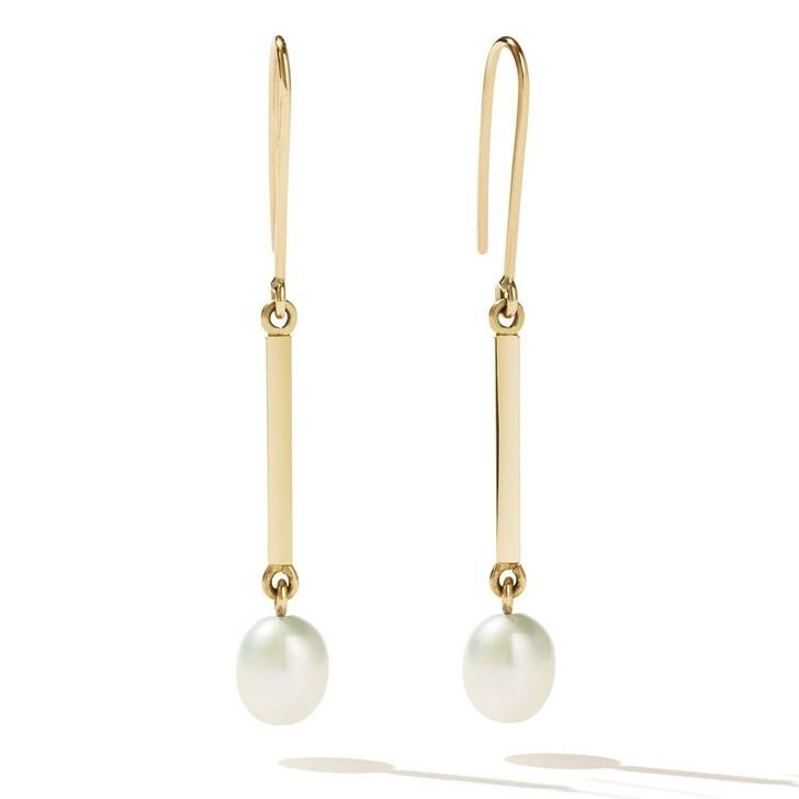Ohrring, Meadowlark, Roma Earrings Small 9ct Yellow Gold