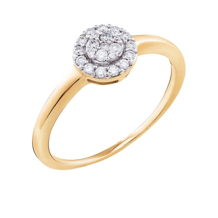 Ring, BELORO, Diamonds Ring Gold