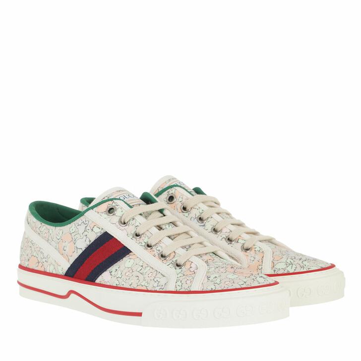 Schuh, Gucci, 1977 Sneaker Liberty London Print Mulitcolor