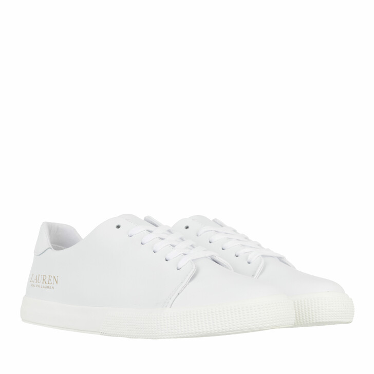 shoes, Lauren Ralph Lauren, Joana Sneakers Vulc Rl White/Rl White