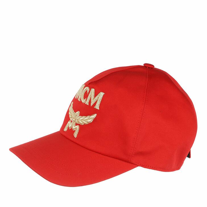 Mütze, MCM, Logo Cap Red
