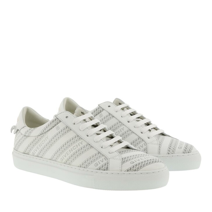 shoes, Givenchy, Sneakers White