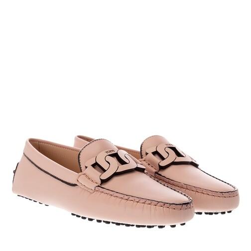 tod's -  Loafers & Ballerinas - Buckled Loafer - in rosa - für Damen