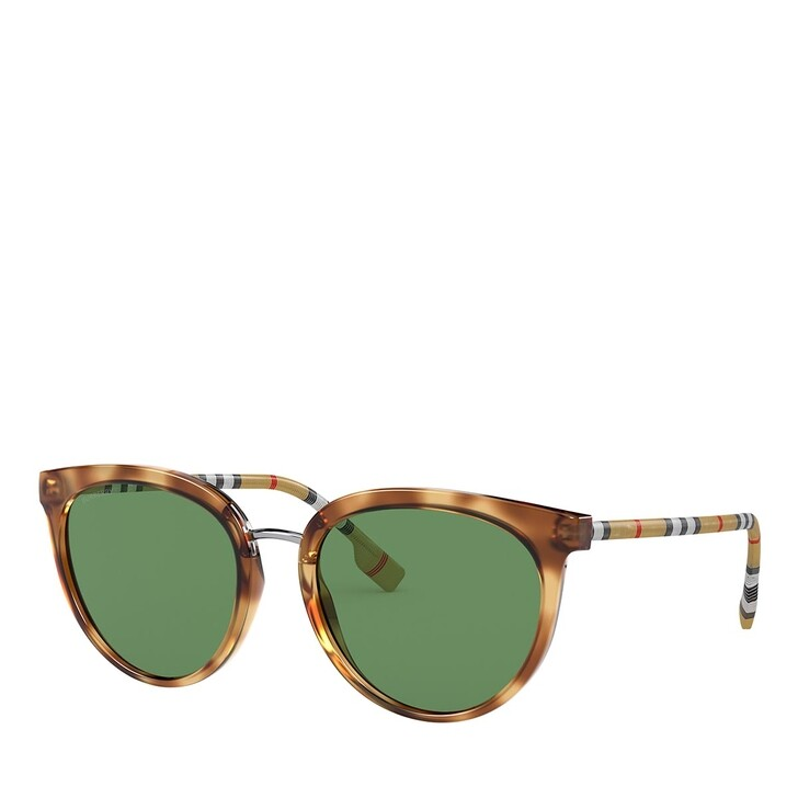 Sonnenbrille, Burberry, 0BE4316 LIGHT HAVANA