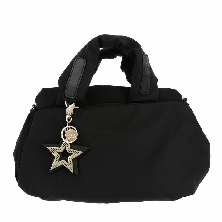Handtasche, See By Chloé, Joy Rider Nylon Handle Bag Black