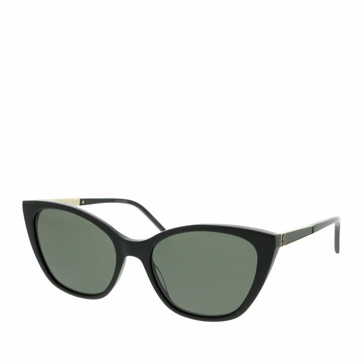 Sonnenbrille, Saint Laurent, SL M69-004 56 Sunglass WOMAN ACETATE Black