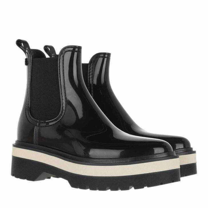 Schuh, Lemon Jelly, Netty  Boots Black