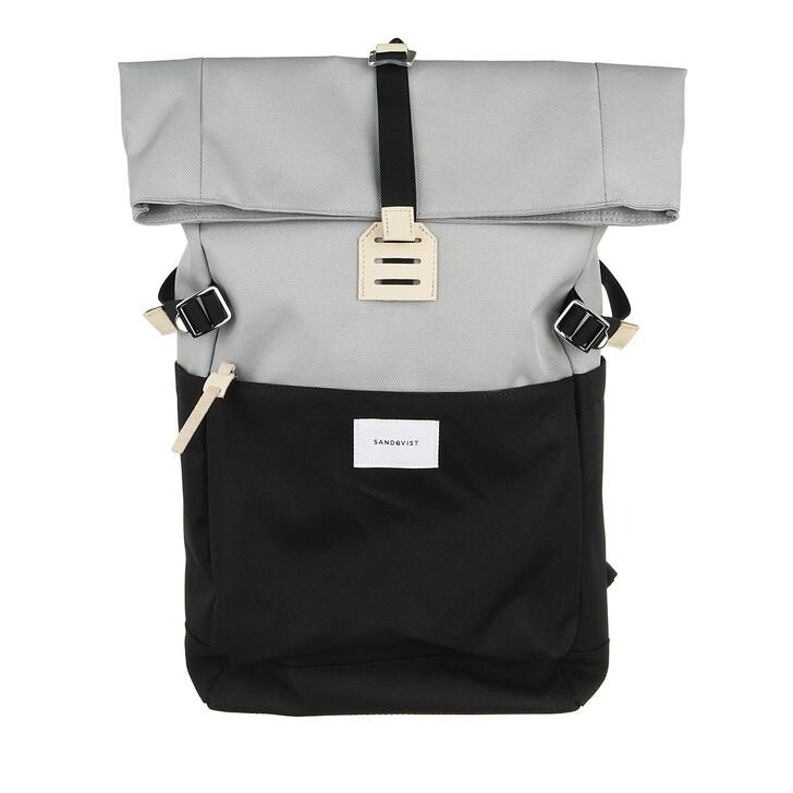 bags, Sandqvist, Ilon Multi Grey Black