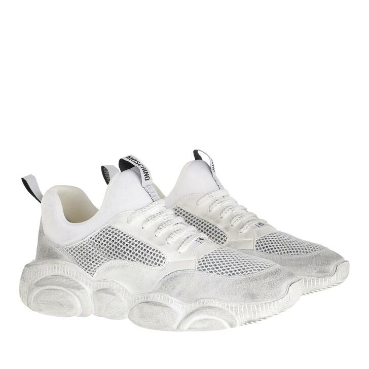 Schuh, Moschino, Sneaker Orso30 Mix Nero