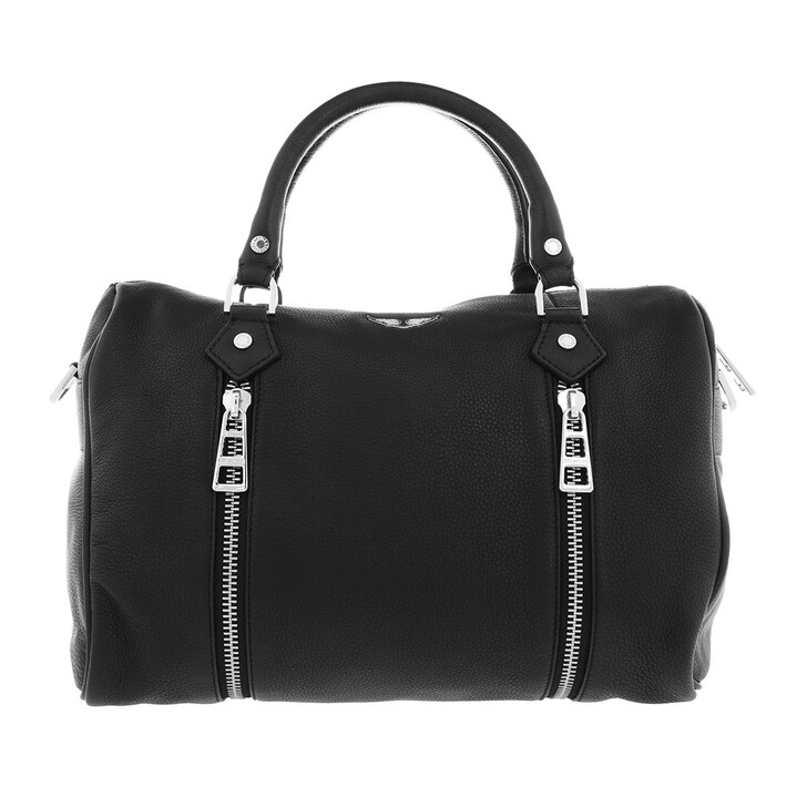 bags, Zadig & Voltaire, Sunny Medium Bag Black