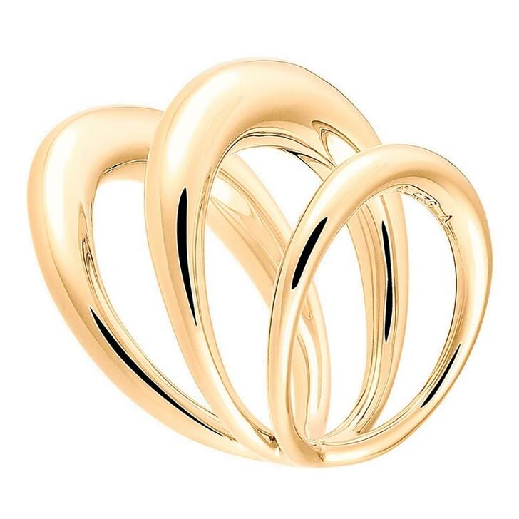 rings, Charlotte Chesnais, Echo Ring Yellow Gold