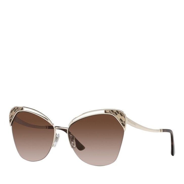 Sonnenbrille, BVLGARI, 0BV6161 PALE GOLD
