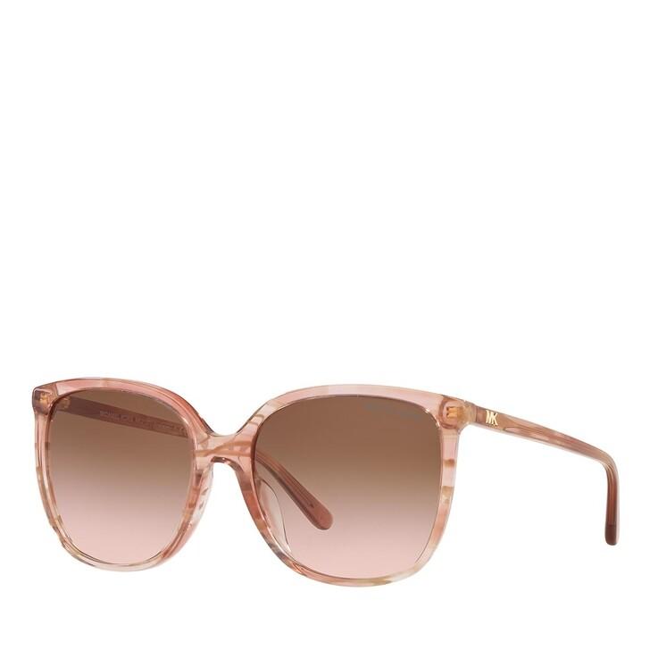 sunglasses, Michael Kors, 0MK2137U ROSE TRANSPARENT