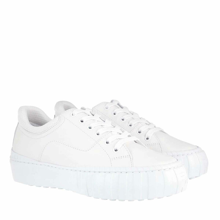Schuh, Fendi, Force Sneakers White