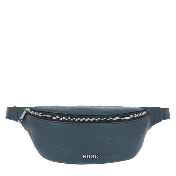 Handtasche, Hugo, Victoria Beltbag Dark Blue