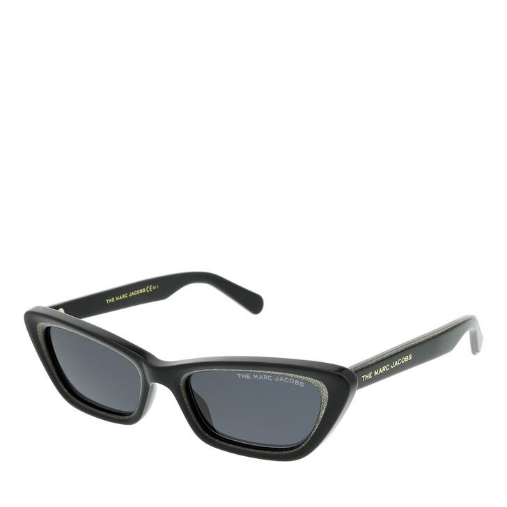 Sonnenbrille, Marc Jacobs, MARC 499/S Black Glitter