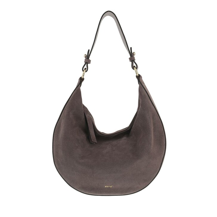 bags, Abro, Bucket LULU small  Slate Grey