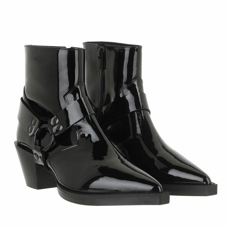 Schuh, The Kooples, Cowboy Boot Black