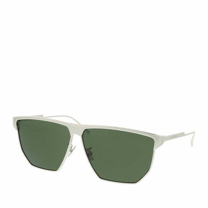 Sonnenbrille, Bottega Veneta, BV1069S-002 62 Sunglass UNISEX METAL Silver