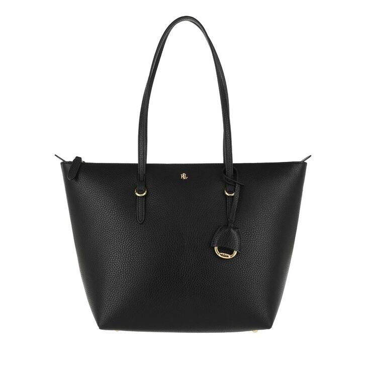 Handtasche, Lauren Ralph Lauren, Keaton 26 Tote Small Black