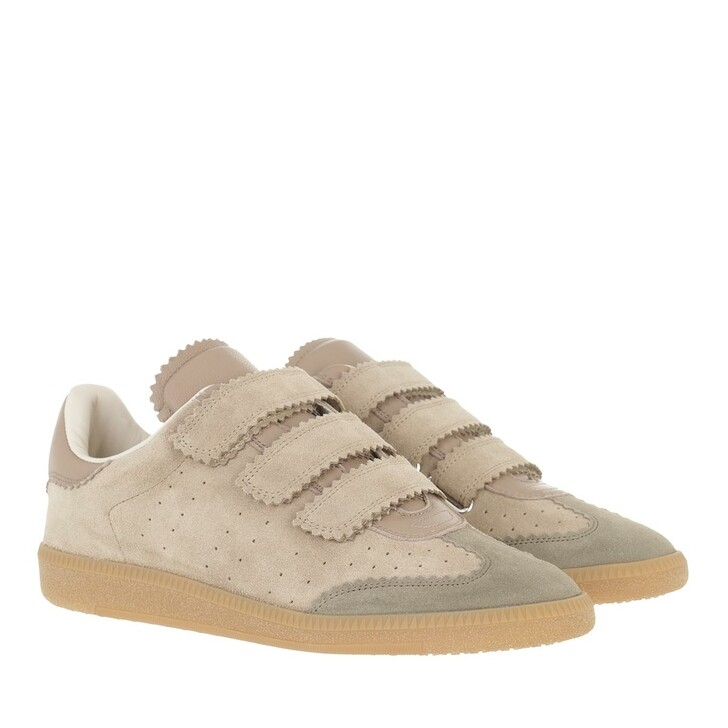 shoes, Isabel Marant Étoile, Beth Sneakers Leather Taupe