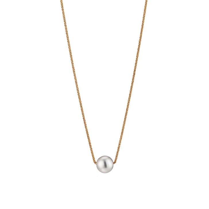 Kette, Gellner Urban, Necklace Cultured Freshwater Pearls Rose Plated
