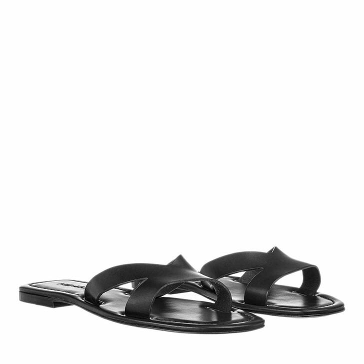 Schuh, Kenzo, Sandal Black