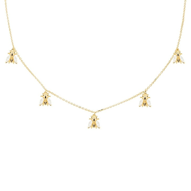 Kette, PDPAOLA, Necklace NEST Yellow Gold