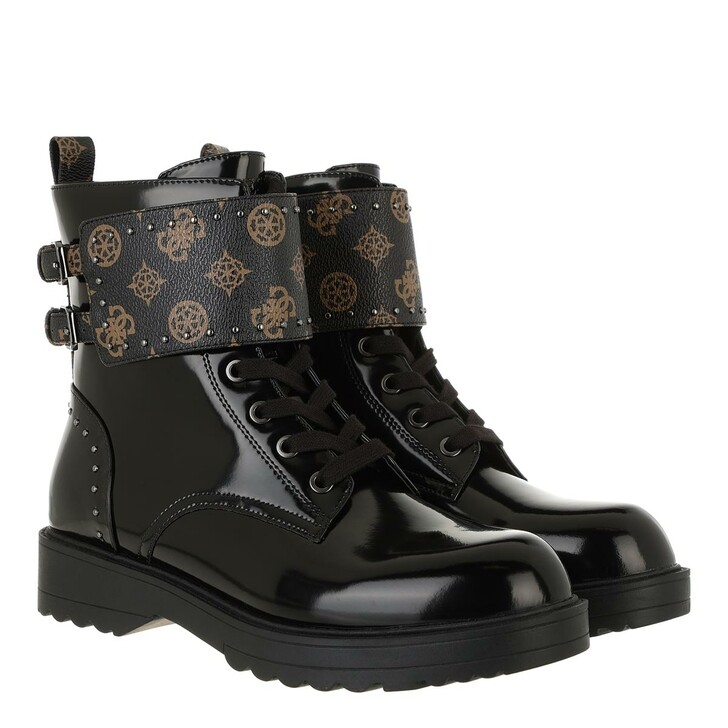 shoes, Guess, Wanda Footwear Dress Bootie Brown/Ocra
