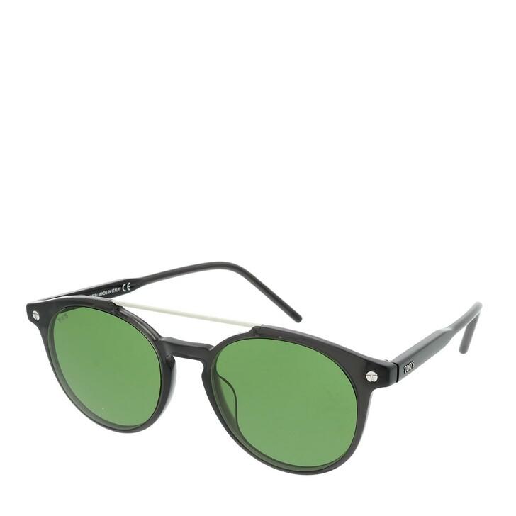 Sonnenbrille, Tod's, TO0287 KUNSTSTOFF SONNENBRILLEN Schwarz