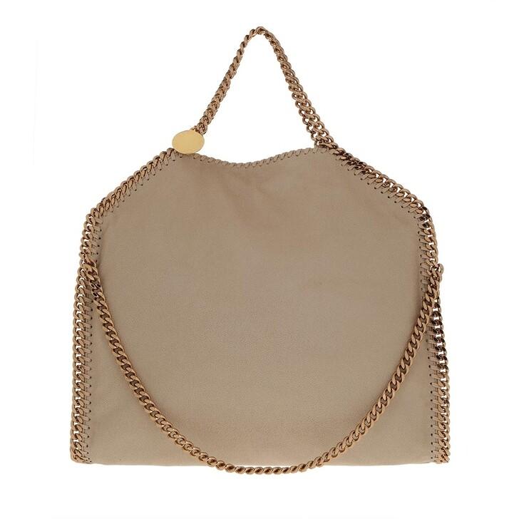 Handtasche, Stella McCartney, Falabella Shaggy Deer S Tote Bag Cream